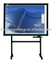 screen display 78 inch interactive whiteboard flexible touch screen display