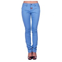 Hot jeans leggings super comfortably stretch denim 5 pocket jeans slim fit skinny pencil pants with new pattern embroidery