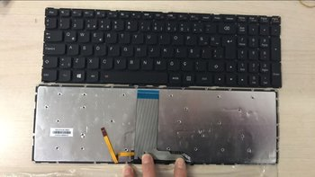 Laptop keyboard for Lenovo Ideapad 100-15IBY 100-15 tr sp gr us ar ru