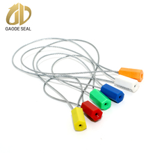 Hot sale Hexagonal head pattern security wire cable seal