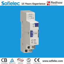 high quality electromechanical type staircase time switch with time delay
