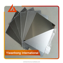 Good price of color corrugated roof aluminum sheets with certificate
