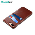 Custom Cell phone case PU leather mobile phone cover for Iphone 6 7 8