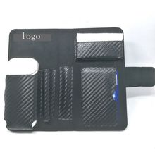 All in One Book PU Carrying Case iQOS Leather Case For Protective iQOS Electronic Cigarettes