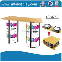 Stable and durable display show case design