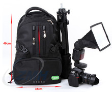 Hot selling Nylon Digital Camera Bag ,travel hiking photo backpack