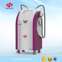 Brand new ipl hair removal shr beauty machine portable elight shr ipl hair removal machine with CE certificate