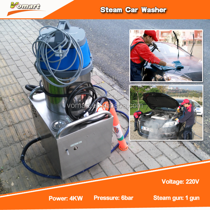 Protable automatic steam car wash /steam car wash water spray gun