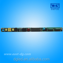 china factory ul/ved passed 19w AC85-265V 400-500MA internal tube led driver supply