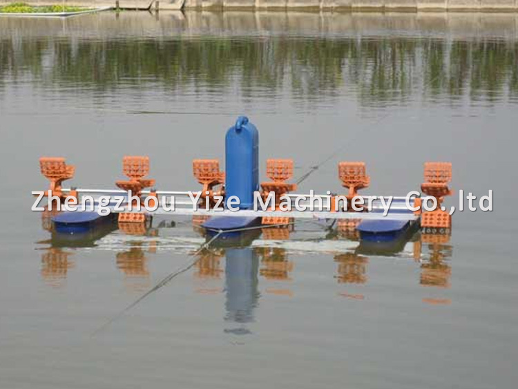 Wide using equipment fish pond aerator for fish farm buy for Fish pond aerator
