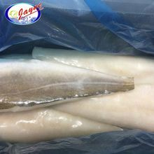 Frozen Light Salted Pacific Cod Fillet Fish