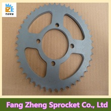 Manufacturer of 45# Steel Motorcycle Chain Sprocket
