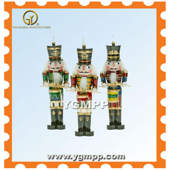Sell YGM-NTK1303 wooden soldier nutcracker