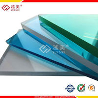 Yuemei Ten Years Warranty Polycarbonate Solid