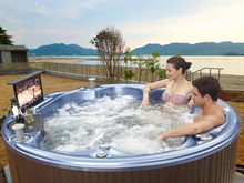 Hot sale high quality cold outdoor spa tub
