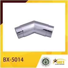 pipe joiner tube support for balustrade handrail fitting for staircase