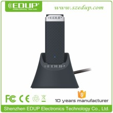 5.8GHZ 11AC 1200M mtk 7601 chipset wireless usb wifi adapter for ip camera IEEE802.11AC EDUP EP-AC1609