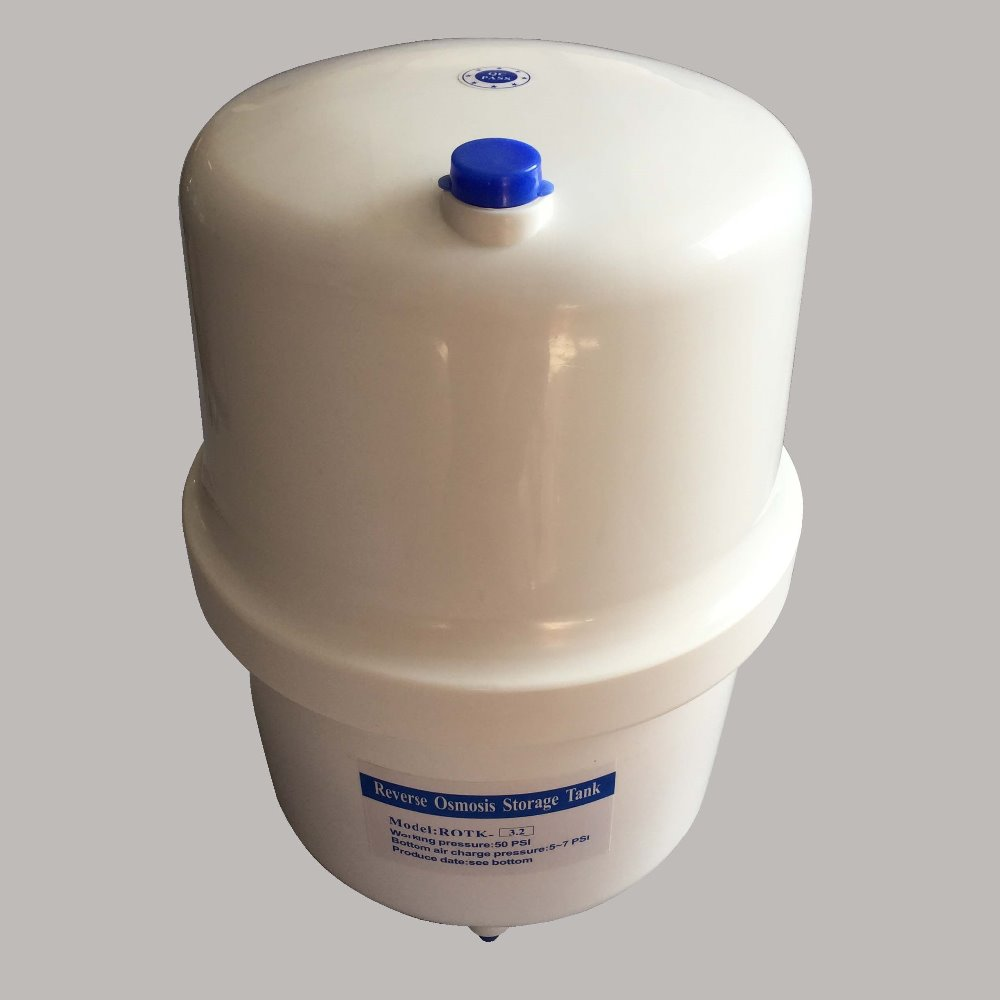 3.2G RO pressure water filter tank for home water filtration <strong>system</strong>