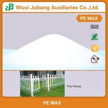 Chemical Auxiliary Agent saturated fatty alcohol acid ester PE Wax for pvc fence
