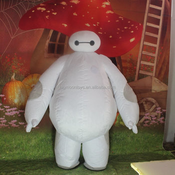 2016 hot baymax cartoon costume