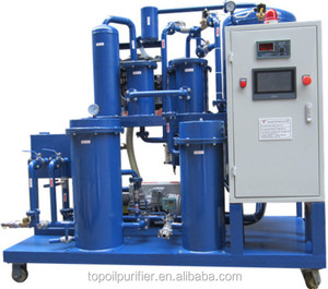 food industry / series COP oil recycling machine / coconut oil recycling plant