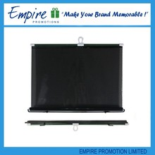 Aquare black cool auto wholesale promotion windshield roll up sun shade