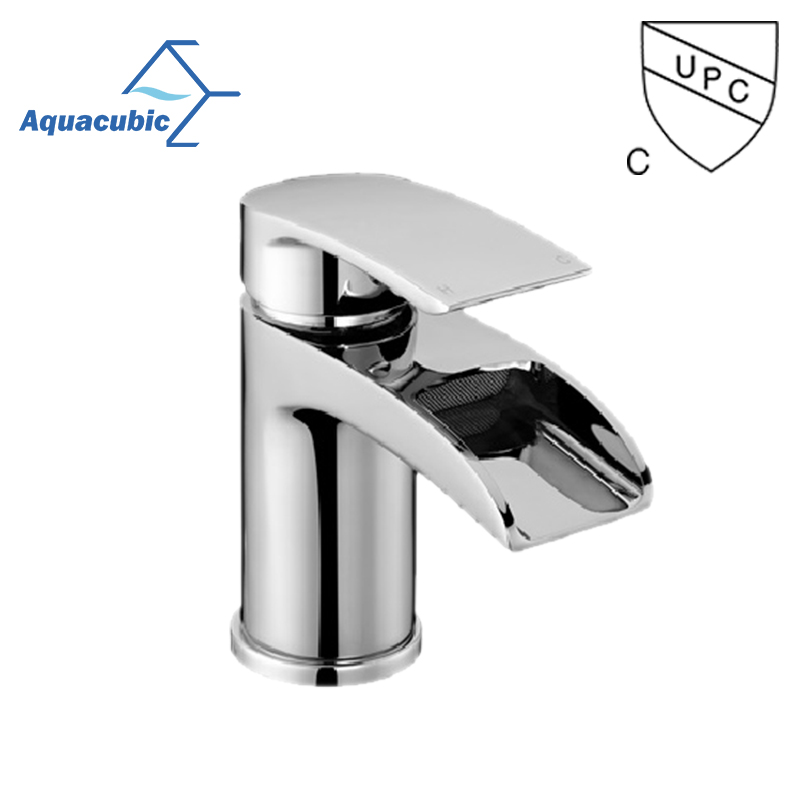 Health water saving bathroom basin mixer faucet