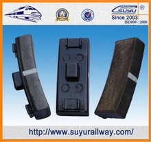Suyu rail parts composite anchor brakes