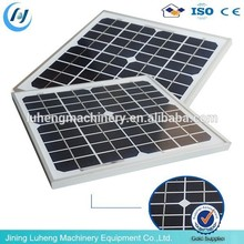 Cheap solar panels China mono solar panels 250W for home use high efficiency