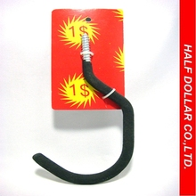 "1pc Jumbo ""S"" Hooks, Plastic Coated ""S"" Hook For One Dollar Item"