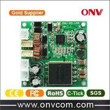 Supplier 10/100M PoE Module for IP camera with Segregate 15.4W(ONV-PD3001)