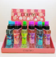Chicphia perfume brand body mist gift set for Young girl