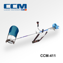 cut wood machine CCM-411 weed cutter with CE&GS brush cutter german design