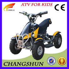 High quality kids electric 500w/800W mini quad ATV bike