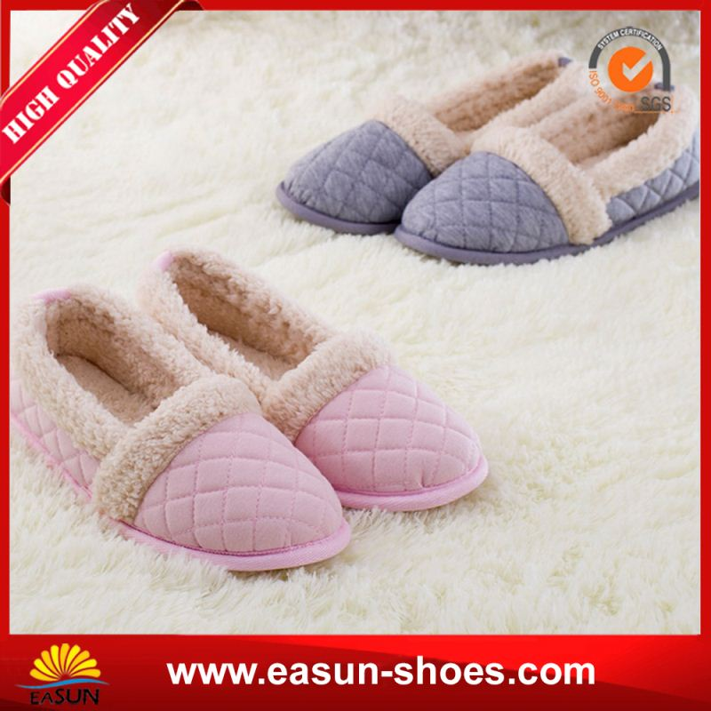 Cheap factory price OEM moccasin loafer moccasin slipper boots embroidered slipper shoes