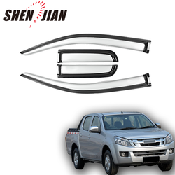 Sun protector for car windows for dmax accessories