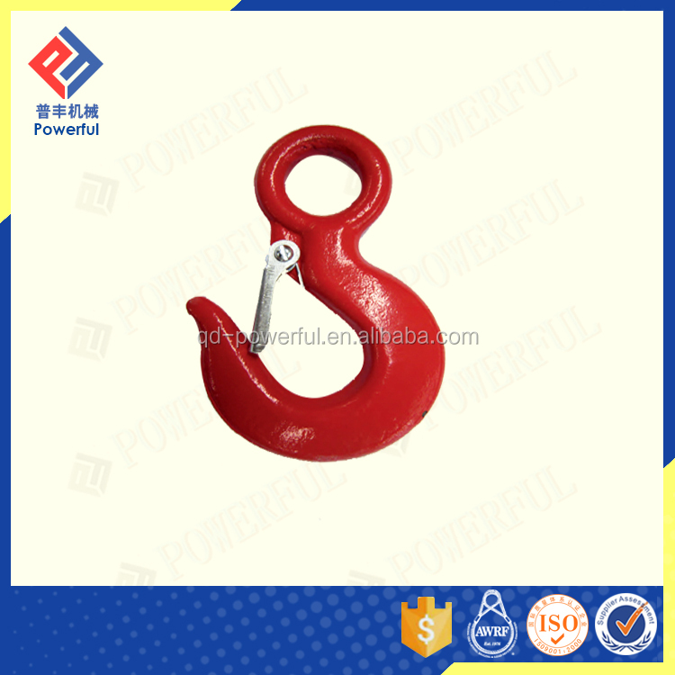 Steel Lifting Crane Hook