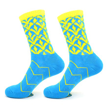 wholesale padding means elite horse riding cushioned crew function athletic socks
