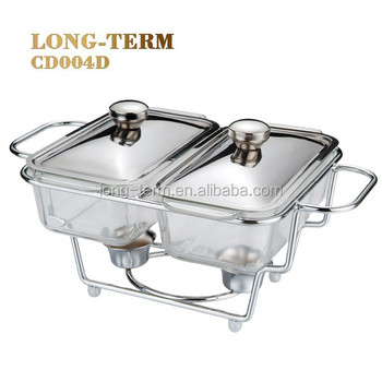L4014 wholesale rectangle chafing dishes for hotel