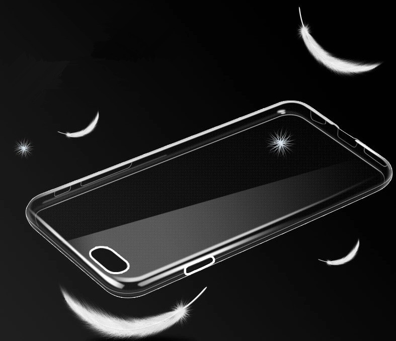 0.3MM TPU Case For Coque iPhone 7 Clear Crystal Soft TPU Silicone Case For iPhone 7