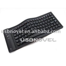 87-key cellphone bluetooth flexible keyboard UST-KY28