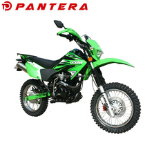 China Supplier 4-Stroke Street Legal Motorcycle 200cc
