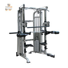 smith machine with functionl trainer with 100kg*2 weight stack