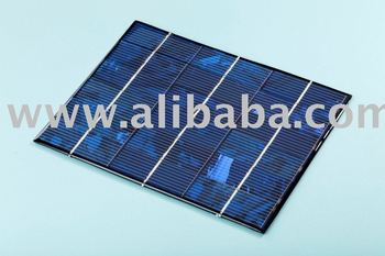 Resin Laminated Solar Cell Module Buy Epoxy Solar Cell
