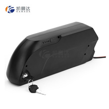 lithium ion 48v 17ah battery pack 48v 17ah tiger shark down tube ebike battery with charger