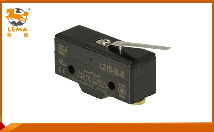 LZ15-GL-B mechanical approved normally open switch