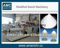 High quality modified starch processing equipment/machines/plants