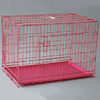 Factory outdoor Comfortable collapsible dog crate