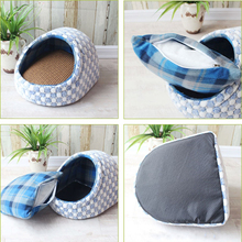 Maximum Comfort and Support Pet Dog Bed Round Bed