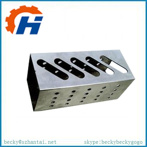 professional sheet metal fabrication OEM parts supplier in China